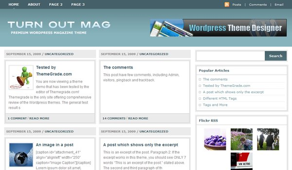 TurnOut Mag