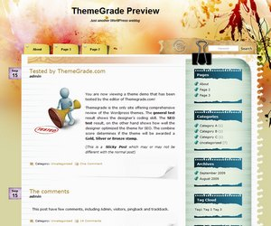Preview Images for Templatelite Premium WordPress Themes