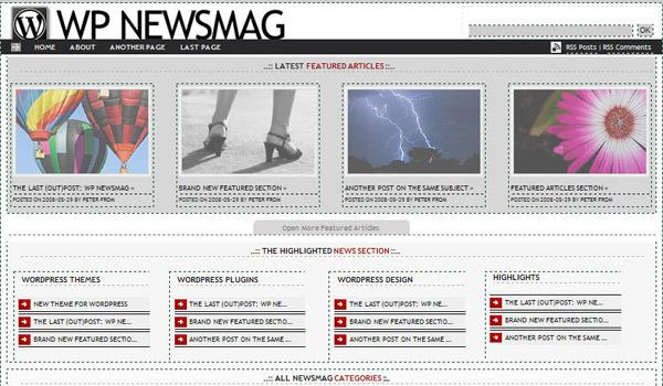 WP NewsMag