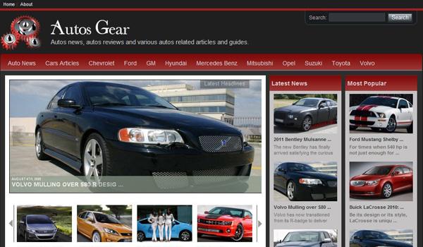 Autos Gear