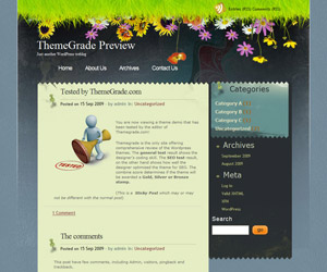 Preview Images for Freethemelayouts Premium WordPress Themes