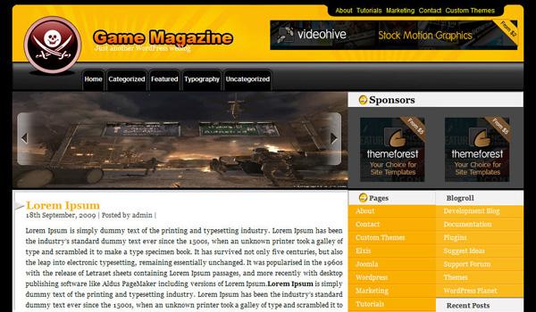 Game Magazine