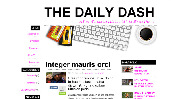 The Daily Dash