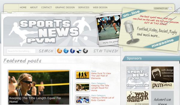 SportNewsPvm