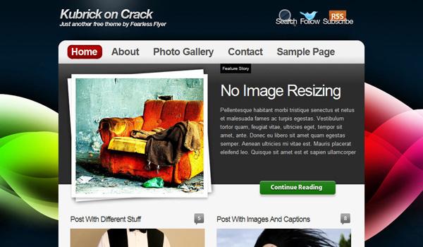 Kubrick on Crack!