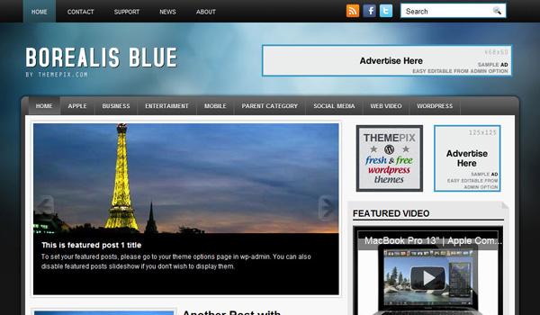 Borealis Blue