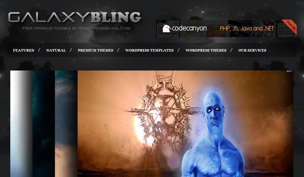 Galaxy Bling