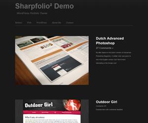 Sharpfolio