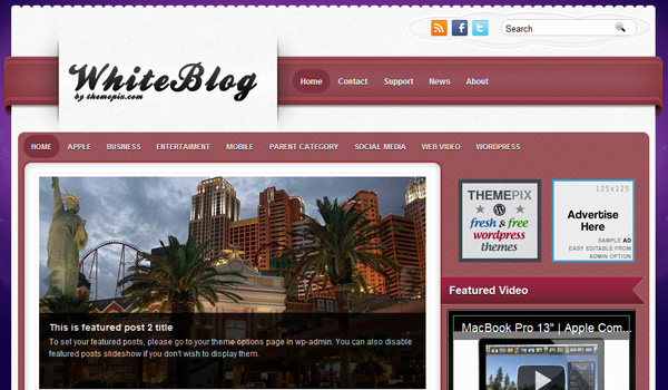 WhiteBlog