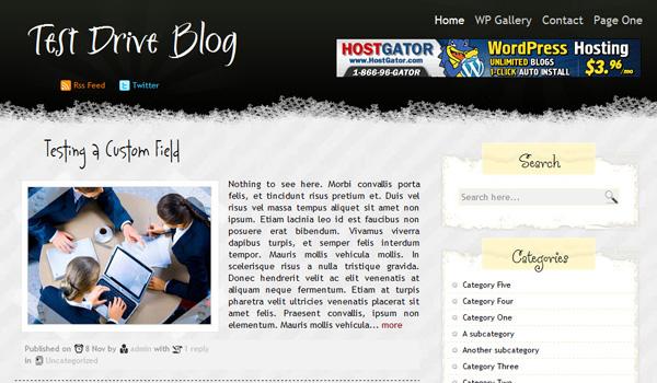 Scrape Blog