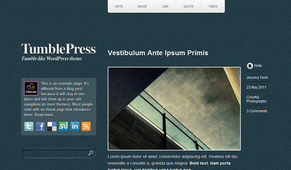 Tumble Press