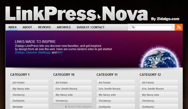 LinkPress Nova