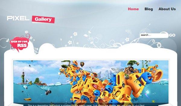 Pixel Gallery