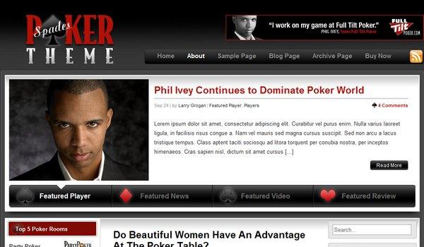 Spades Poker