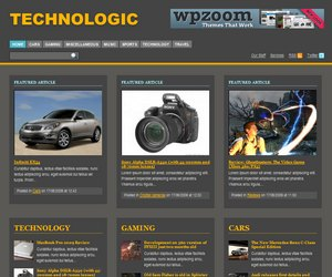 Preview Images for WPZoom Premium WordPress Themes