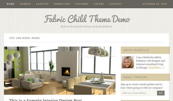 Fabric Child