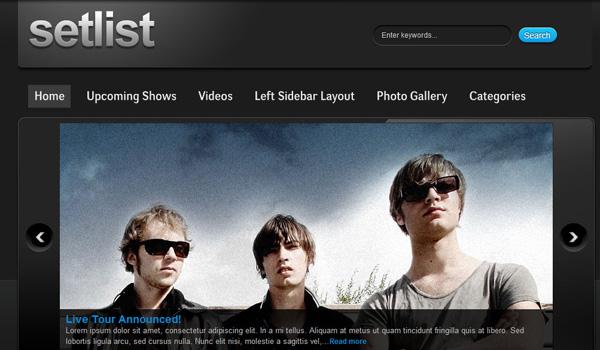 Setlist Music