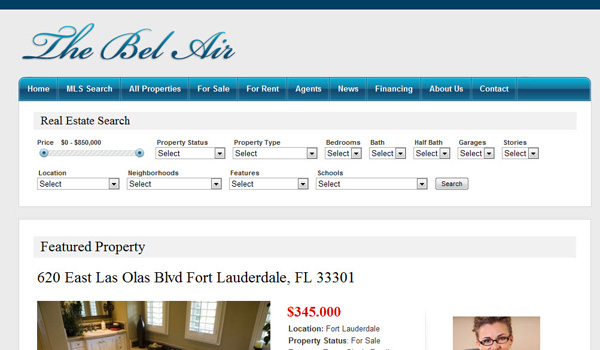 The Bel Air Real Estate