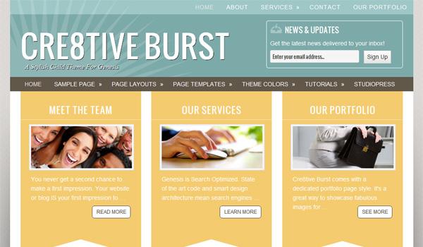 Cre8tive Burst