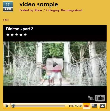 uploading video 7